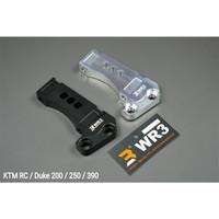 BRACKET KALIPER BREMBO 4P 1PIN KTM DUKE / RC
