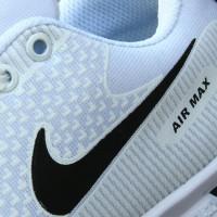 Sepatu Nike Airmax Zoom GRADE ORI Full White Putih Sport Casual Pria