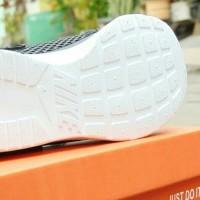 Sepatu Nike Airmax Running - Abu Merah Sport Casual Gym Pria
