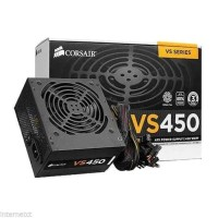 PSU CORSAIR VS450 450Watt 80 PLUS, PSU Komputer