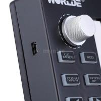 HOT Worlde Easykey.25 Portable Keyboard Mini 25-Key USB MIDI