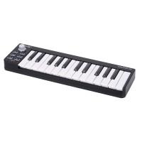 HOT R&F Worlde Easykey.25 Portable Keyboard Mini 25-Key USB MIDI