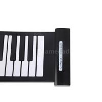 HOT G&M Portable 61 Keys Flexible Roll-Up Piano USB MIDI Electronic