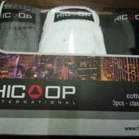 Celana Dalam Hicoop HB 69 HB69 HB-69 / Kolor Hicoop / Hicoop Underwear