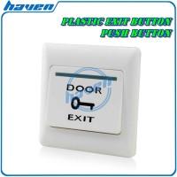 EXIT BUTTON PUTIH BESAR/DOOR EXIT/PUSH BUTTON/SAKLAR EXIT BUTTON