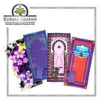 Sajadah Traveling Praktis & Ringan Oleh-Oleh Haji Umroh Murah
