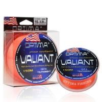 Senar Pancing OPTIMA Valiant (Orange) 150m