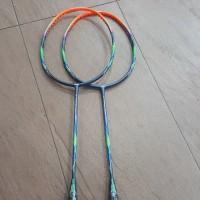 Raket Badminton Lining G Force power 1800i +