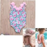 baju renang bayi 6bln-3thn swimsuit semangka