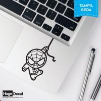 Decal Sticker Macbook / Laptop/ Trackpad: Spiderman 1