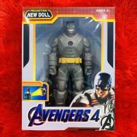 Action Figure Super Hero Marvel The Batman Avengers 4