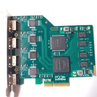 PCI-E HDMI CAPTURE QUAD