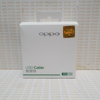 Kabel Data Charger OPPO A37 A57 F1S 2A Micro Usb Cable Original 100%