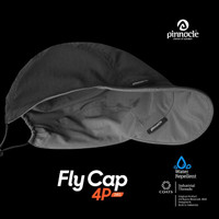 Topi Pinnacle Fly Cap // Topi cycling // Topi Outdoor Quicdry