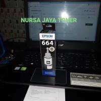 Tinta EPSON 664 Black Original
