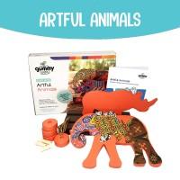 Artful Animals   GummyBox