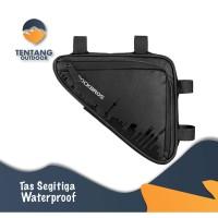 Tas Sepeda Segitiga Rockbros B39-1 Waterproof Tube Bag Tas Frame