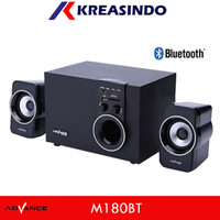 Advance M180BT / M180 BT Speaker Aktif Bluetooth