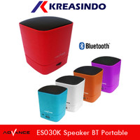 Advance ES030K / ES030 K Speaker Portable Bluetooth