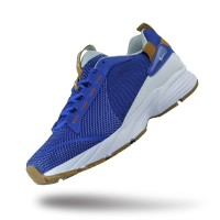 Sepatu Eagle Dragon Biru Putih – Running Shoes