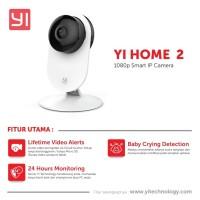 Xiaomi Yi Home CCTV Xiaoyi Smart IP Camera Internasional Ver 1080p