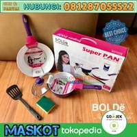 Jual Panci Set Keramik BOLDE Paling Murah isi 5 piece SUPER PAN