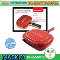 HAPPY CALL JUMBO ORIGINAL 32CM KULIT JERUK PANCI TEFLON AS ON TV