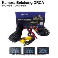 Kamera-Camera Belakang Parkir HD CCD Mobil ORCA-MOVING MC-RC-688