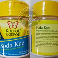 Soda Kue Koepoe Koepoe | Kupu Kupu