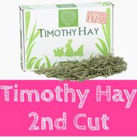 Repack Small Pet Select Timothy Hay Second Cut - 1kg