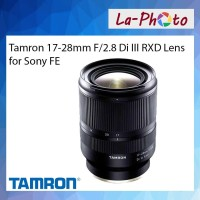 Lensa Tamron 17-28mm F/2.8 DI RXD Lens For Sony FE