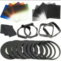Filter ND GND G Colour 12 filter mirrorless DSLR Sony Nikon Canon