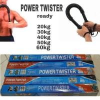 power Twister 20 kg/alat olahraga /Gym/Fitness