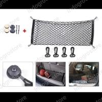 Jaring Bagasi belakang / Cargo Net Double Mobil Chevrolet Trailblazer