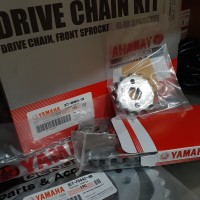 Gear Gir Set Paket Komplit Yamaha Vixion Old lama 3CI