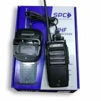 HT cctv Handy Talky SPC SH-10 UHF Single Band ICM