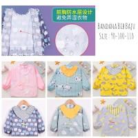 Bib Baju Anak/Bandana Bib Baju - 100, Pink Rabbit