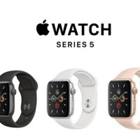 Apple Watch Seri 5 44mm Original