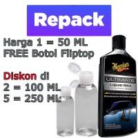 Meguiars Ultimate Liquid Wax Repack Eceran