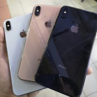 iPhone XS Max 256GB 256 GB Mulus Full set Like New Dual Nano Esim