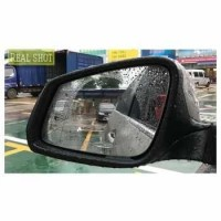 NewBee Sticker Oval Kaca Spion Rainproof Waterproof 2 PCS - TY353194