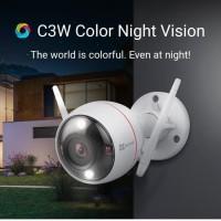 Ready IP Camera CCTV Wifi Ezviz C3W Color Night Vision Full HD 1080p