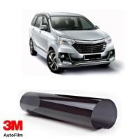 Kaca Film Mobil 3M - Kategori Small Car - Eco Black u/ Toyota Avanza
