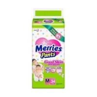 Merries Pants Good Skin M34 M 34 - Popok sekali pakai