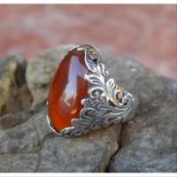 gagang cincin motif ukiran bali baru aneka hobby
