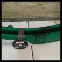 Best Seller Rims Fixie 5Cm 36H Green New L Velg Fixie 5Cm 36H L Rims