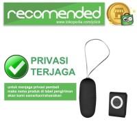 Egg Vibrator Wireless Alat Pijat Elektrik dengan Remote - QY-013 - Hi