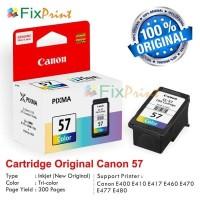 Tinta Canon 57 ORIGINAL Catridge CL57 CL 57 CL-57 pixma E400 E460