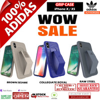 Original Case iPhone XS / X Adidas GRIP CASE (END OF YEAR SALE PROMO)