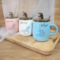 Mug | Gelas | Cangkir Mug Unicorn Magic 3 Colors